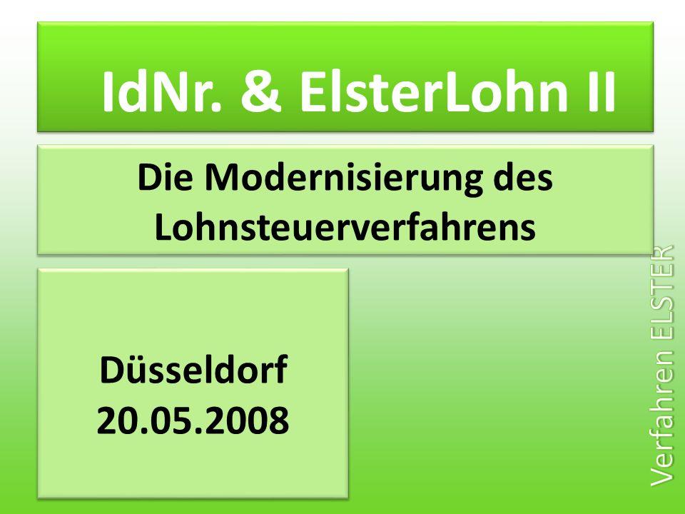 Oktober: Woche 1 Woche 2 Woche 3 Woche 4 ELStAM - Abruf durch AG II mit Merker HauptAG AG I StKL III AG II – neuer Hauptarbeitgeber ELStAM Werte für Oktober – StKL III Änderungsliste Nov.