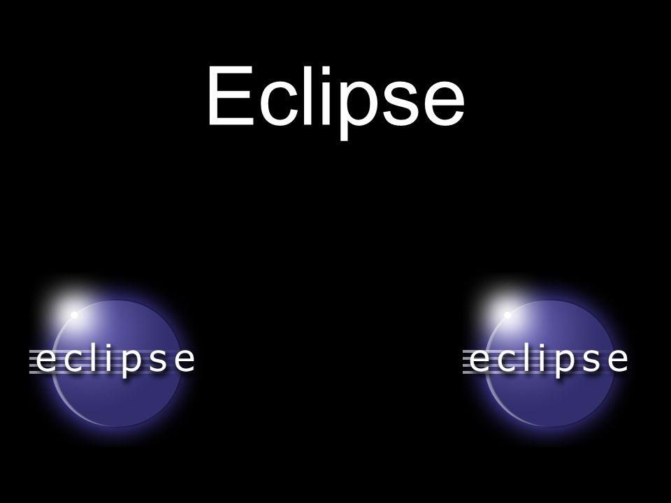 Themen: Was ist Eclipse .Eclipse – Entwicklung Wie funktioniert Eclipse .