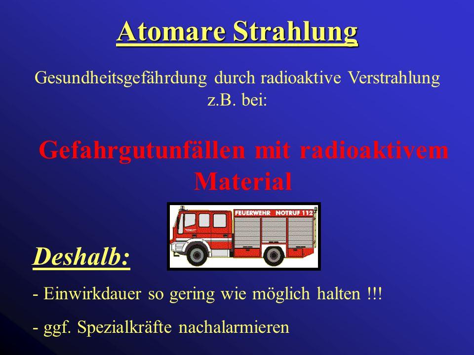Atemgifte Gefahr der Vergiftung / Verletzung der Atemwege z.B. durch: - erstickend wirkende Gase (Stickstoff, Wasserstoff, Methan,...) - reizend und ä