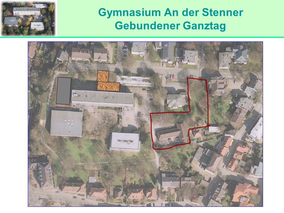 Gymnasium An der Stenner Gebundener Ganztag
