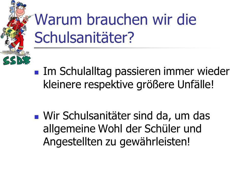 Die Gründung Der Schulsanitätsdienst des Überwald – Gymnasiums wurde 1998 von Herrn Breunig gegründet. Der Schulsanitätsdienst des Überwald – Gymnasiu