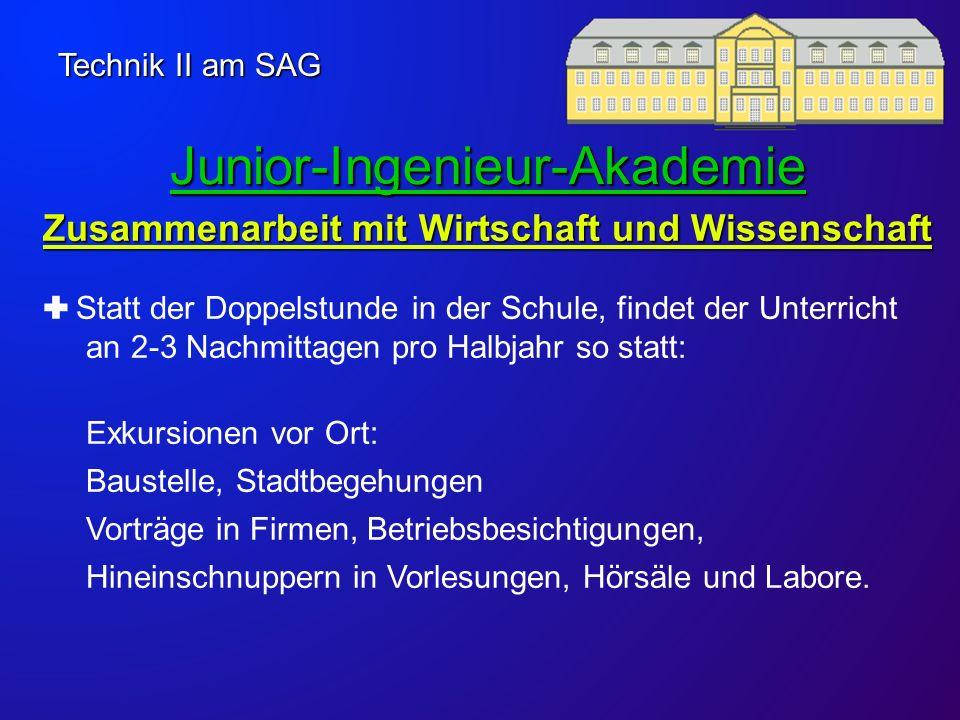 und auf Wiedersehen …in der….Junior-Ingenieur-Akademie www.sag-bonn.de...in Ruhe schmökern…..