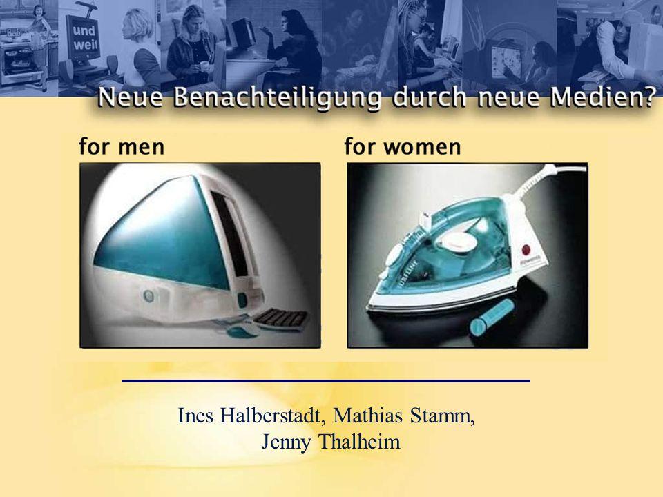 Ines Halberstadt, Mathias Stamm, Jenny Thalheim