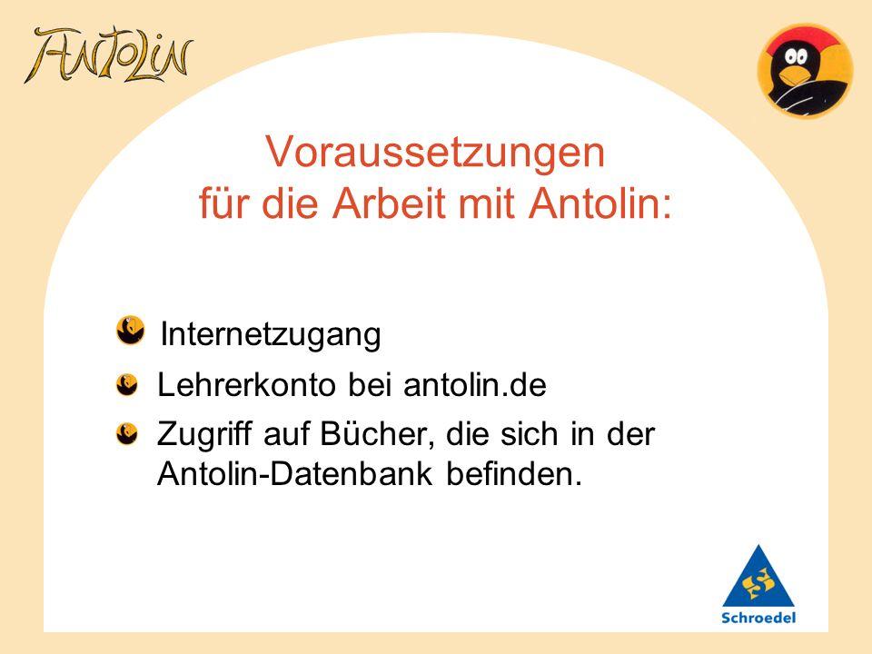 Wie funktioniert Antolin.