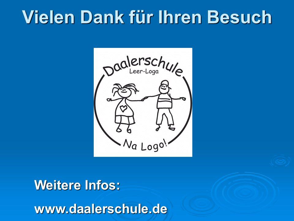 Vielen Dank für Ihren Besuch Weitere Infos: www.daalerschule.de