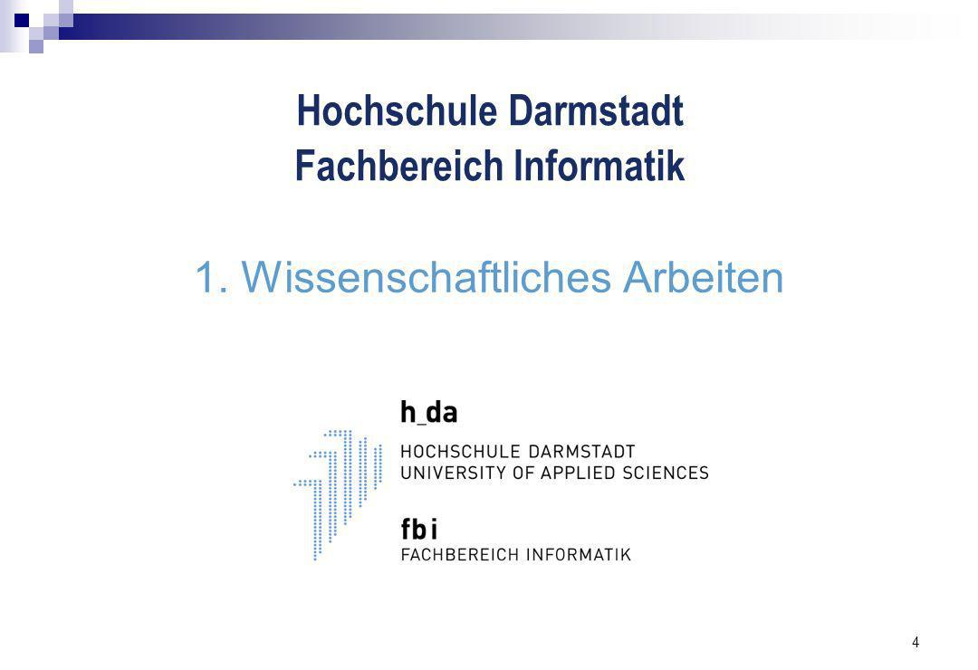 15 Agenda Wissenschaftliches Arbeiten Anforderungen an wissenschaftliches Arbeiten Zitieren Arbeitsprozesse Zusammenfassung