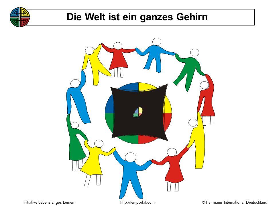 © Herrmann International Deutschland Initiative Lebenslanges Lernenhttp://lernportal.com Ansatz: abstrakt, theoretisch Frage:Habe ich alle Fakten? Übe