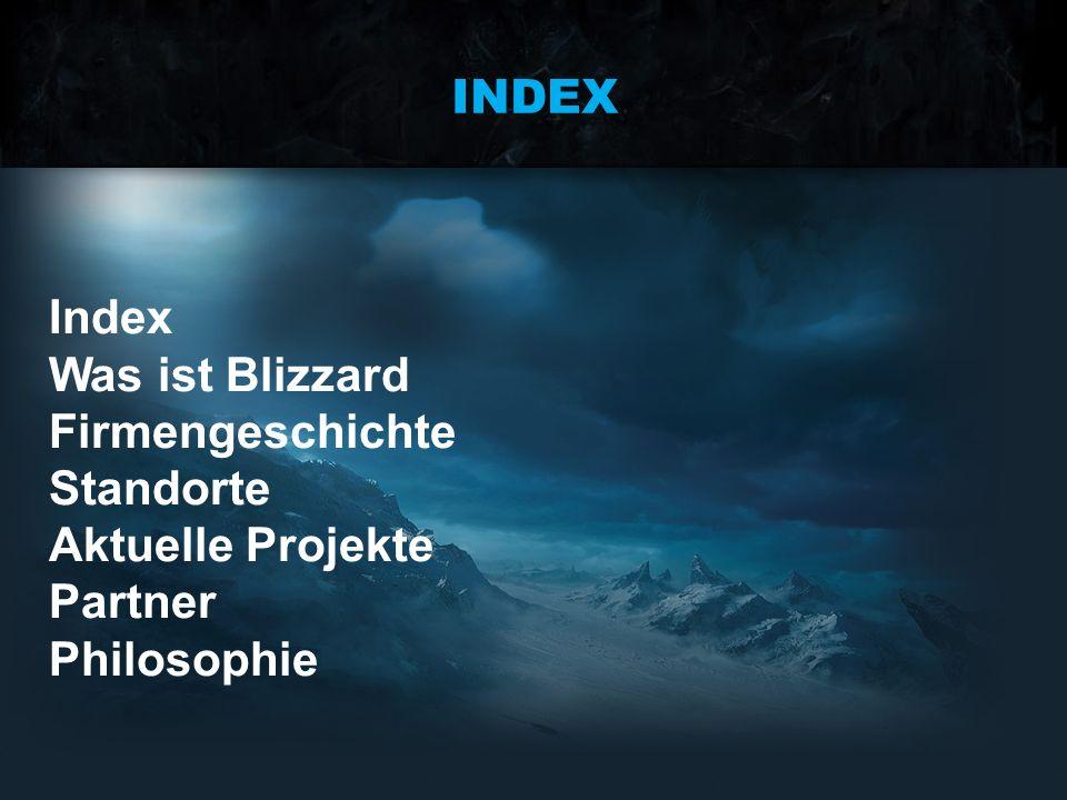 WAS IST BLIZZARD ENTERTAINMENT einer der Führenden und Bedeutendsten Entwickler von Unterhaltungssoftware Von Blizzards zwölf Spieletitel haben es praktisch alle sofort auf Platz eins der Charts geschafft bekannt für einige der erfolgreichsten Spiele der Branche, darunter World of Warcraft und die Diablo - Reihe Das kostenlose Online-Spielenetzwerk der Firma, Battle.net, ist das weltweit größte seiner Art.