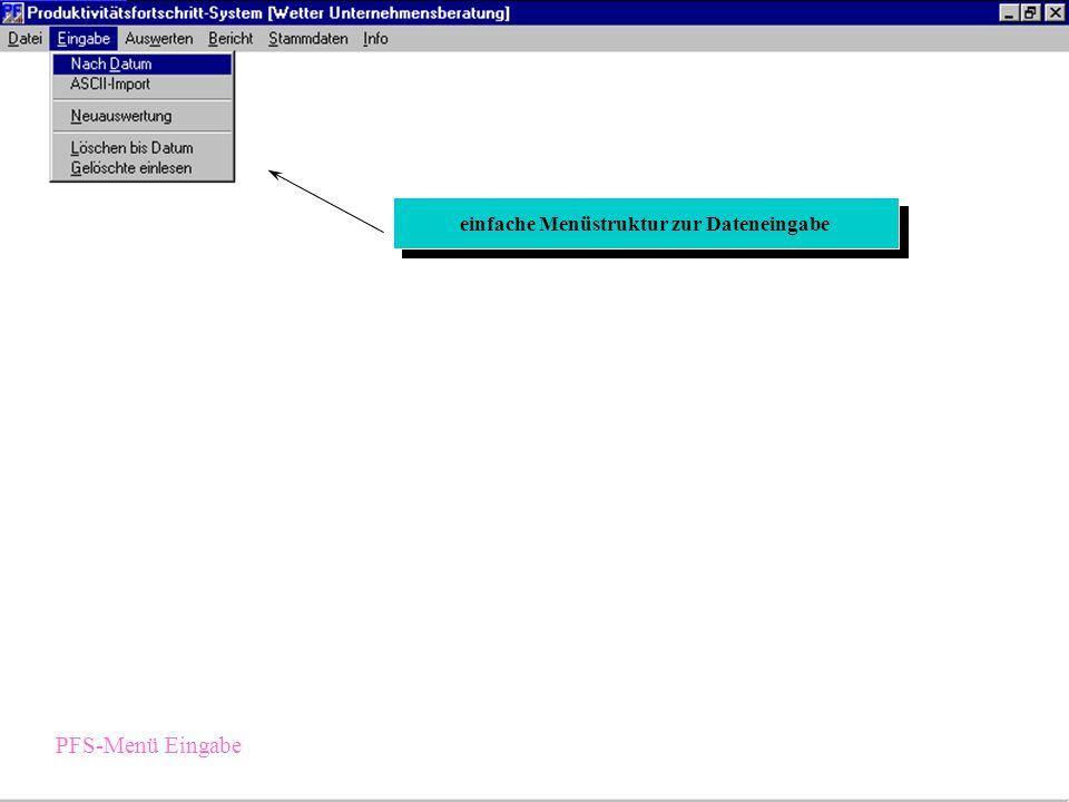 Die Formeln erwirtschaftete Zeit = Menge × Kalkulationszeit Ergebnis = erw. Zeit - Anwesenheitszeit Produktivität = Erw.Zeit Anwesenheits-Zeit