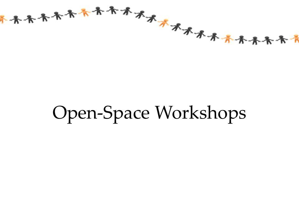 Open-Space Workshops