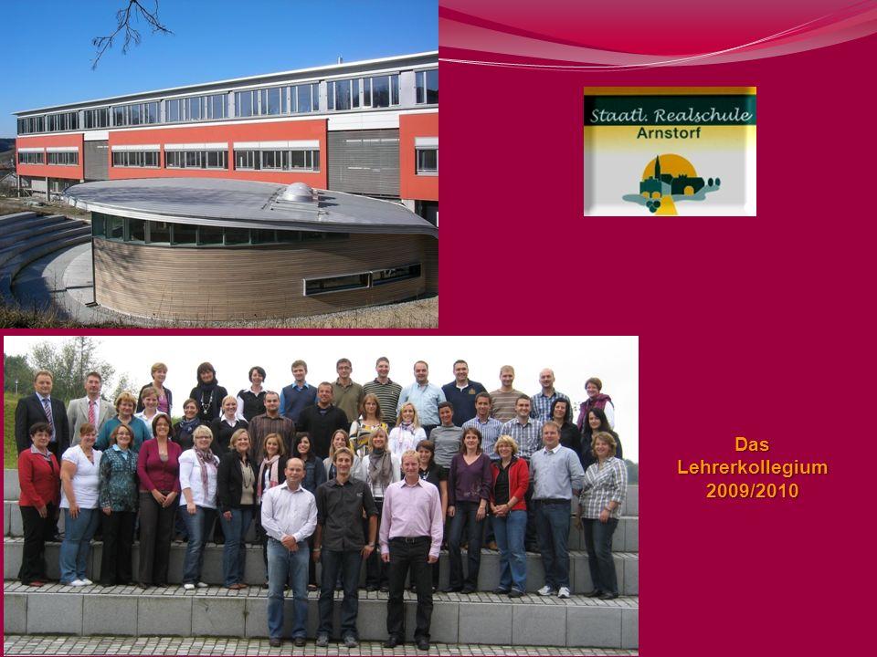 Das Lehrerkollegium 2009/2010