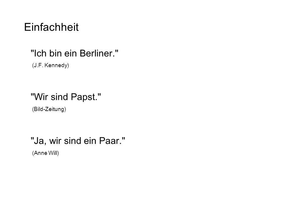 Ich bin ein Berliner. (J.F.