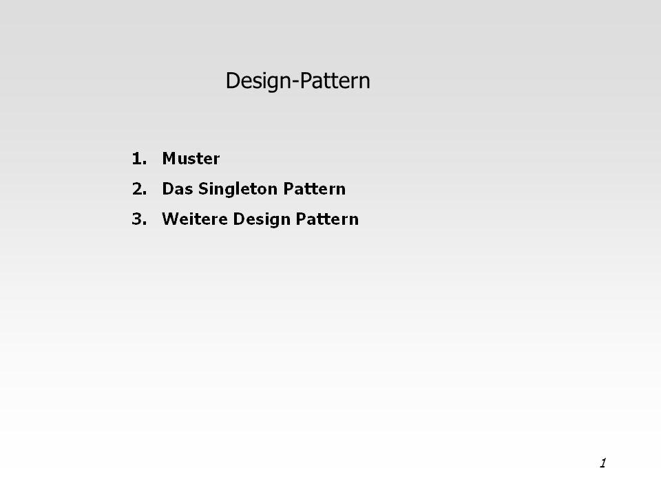 1 Design-Pattern