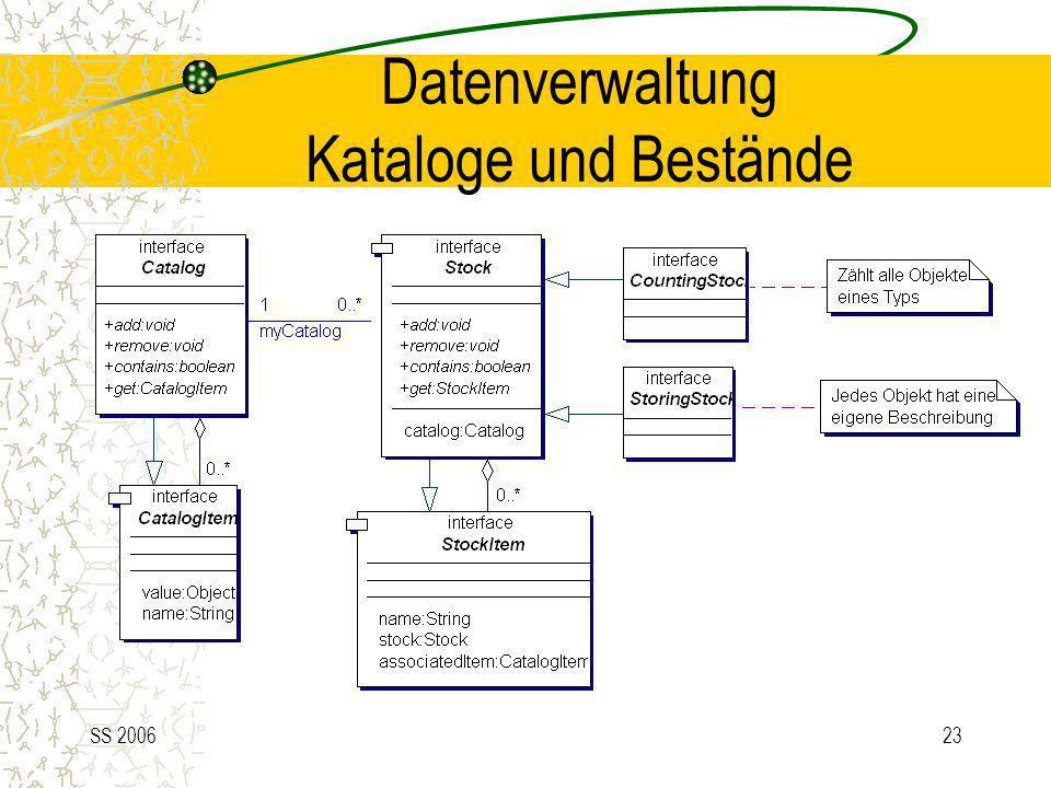 SS 200623 Datenverwaltung Kataloge und Bestände