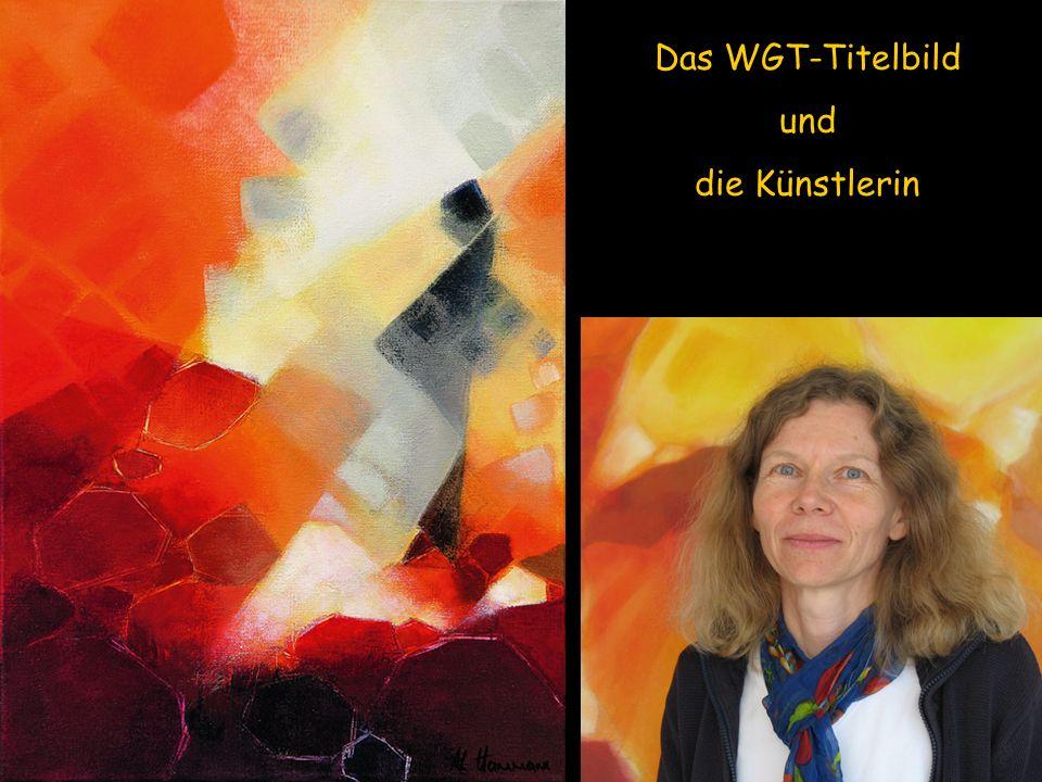 Das WGT-Titelbild und die Künstlerin