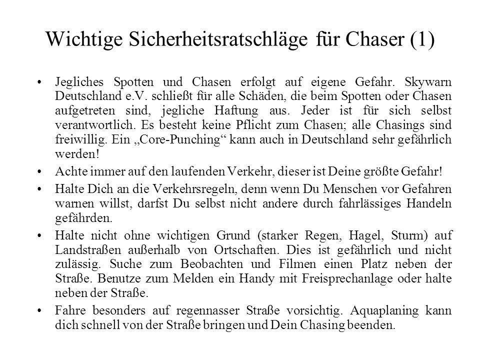 So sollte eine Meldung im Textlaut aussehen: Hier Herman Haperink, 17:12 Uhr, südlicher Landkreis Emsland, Standpunkt Bernte, ca. 10 km südlich Lingen