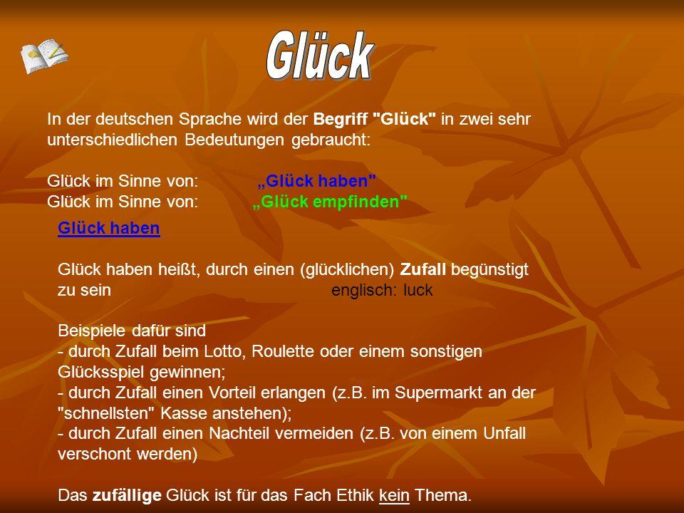 In der deutschen Sprache wird der Begriff