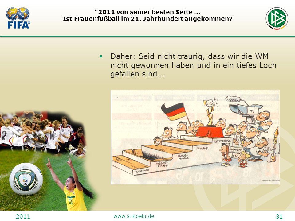 2011 www.si-koeln.de 31