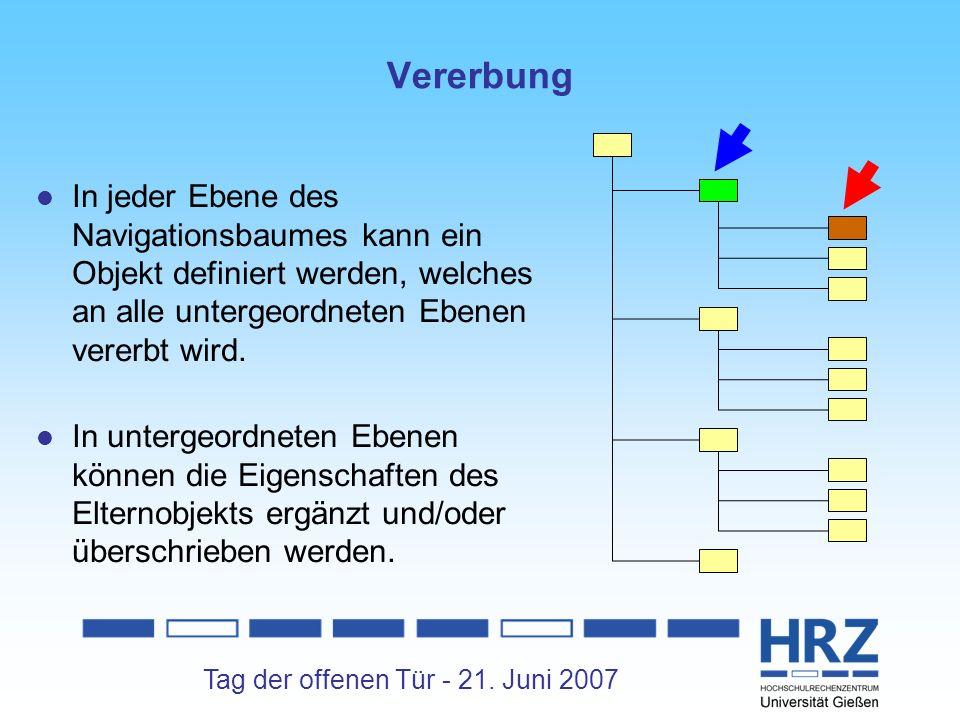 Tag der offenen Tür - 21.Juni 2007 Warum ist Plone kostengünstig.