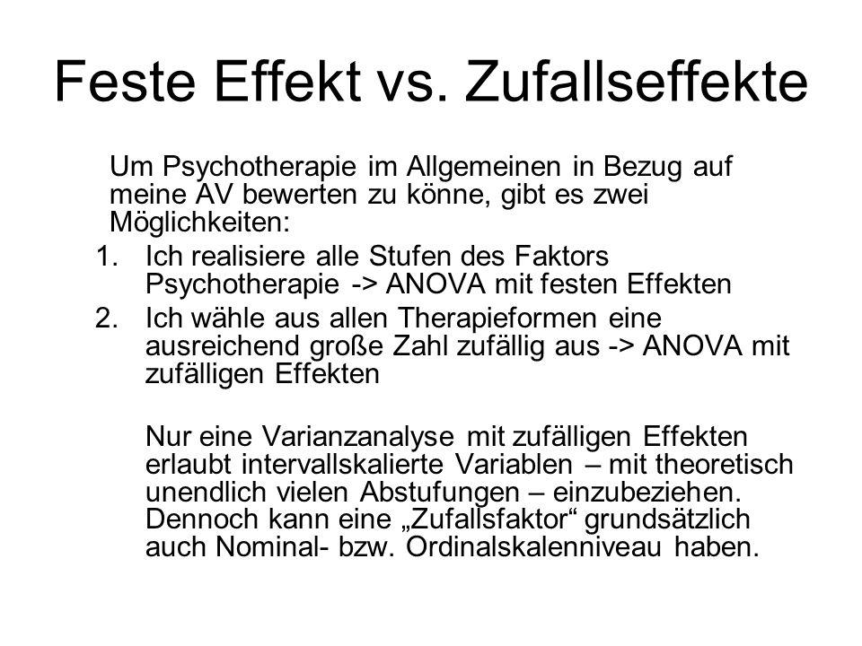 Um Psychotherapie im Allgemeinen in Bezug auf meine AV bewerten zu könne, gibt es zwei Möglichkeiten: 1.Ich realisiere alle Stufen des Faktors Psychot