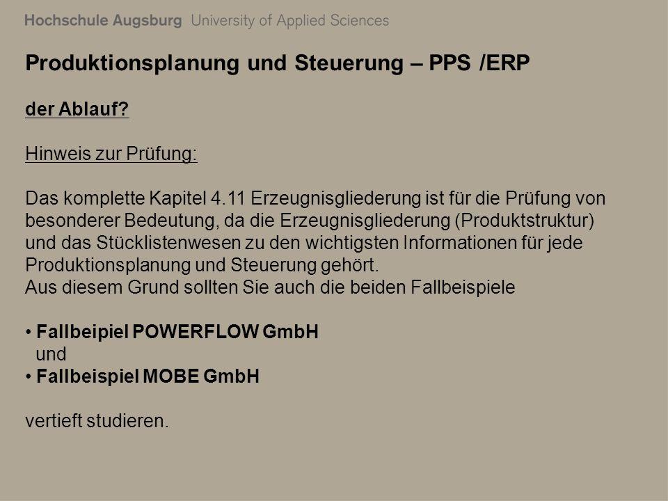28.Juli 2011 Richard Kuttenreich5 Produktionsplanung und Steuerung – PPS /ERP die Termine.
