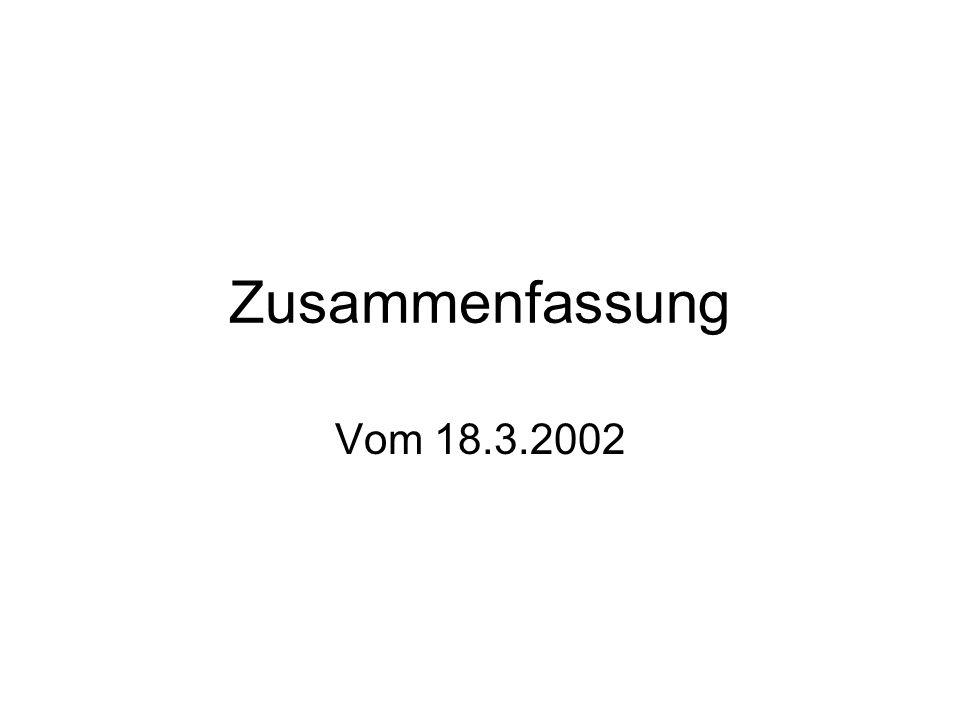 mc Zusammenfassung vom 13.5.2002
