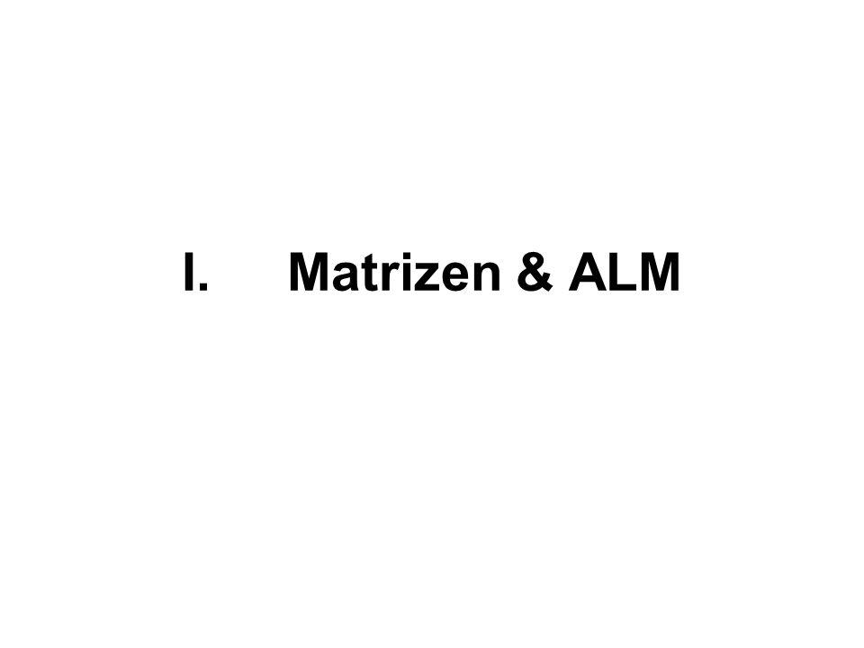 I.Matrizen & ALM