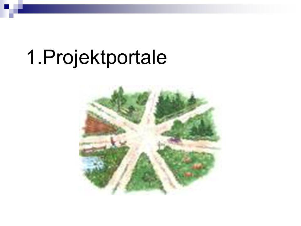 1.Projektportale