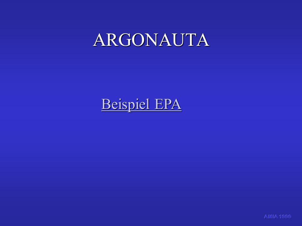 ARGONAUTA Beispiel EPA Beispiel EPA