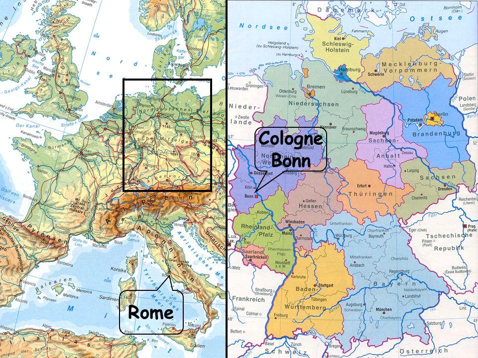 Cologne Bonn Rome