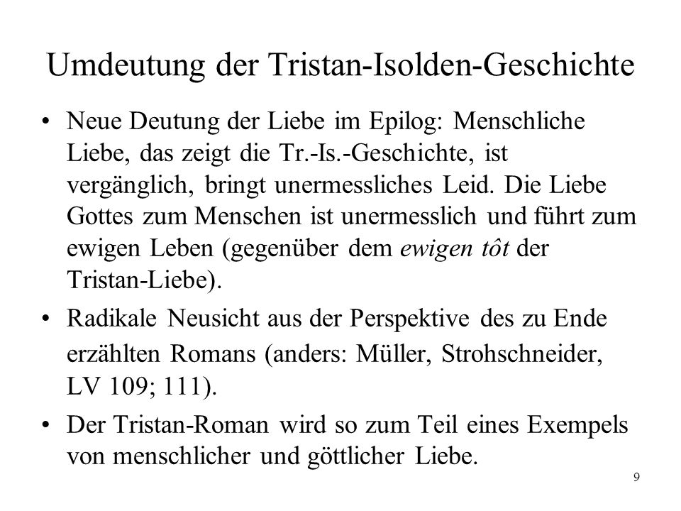 10 Intertext des Epilogs: Konrads von Würzburg Der Welt Lohn Nû dar, ir werlde minner, sehet alle in disen spiegel her...
