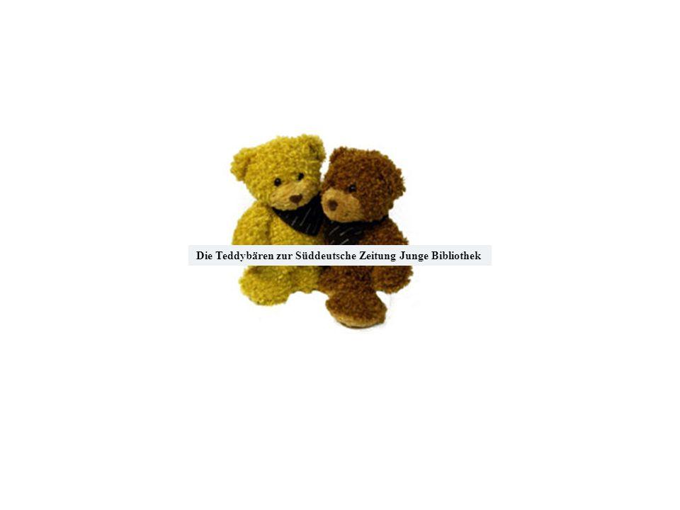 Die Teddybären zur Süddeutsche Zeitung Junge Bibliothek