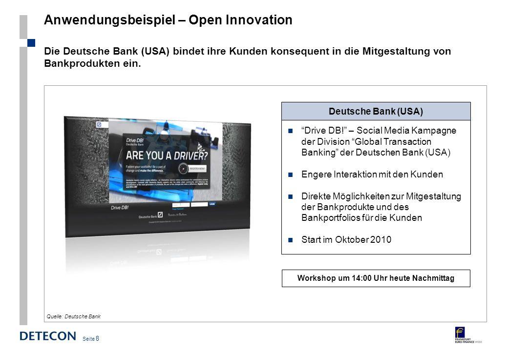 Seite 8 Deutsche Bank (USA) n Drive DB.