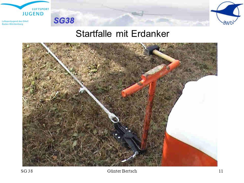 SG 38Günter Bertsch11 SG38 Startfalle mit Erdanker