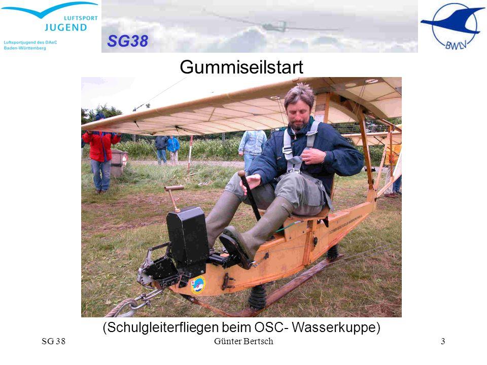 SG 38Günter Bertsch24 SG38 Abheben