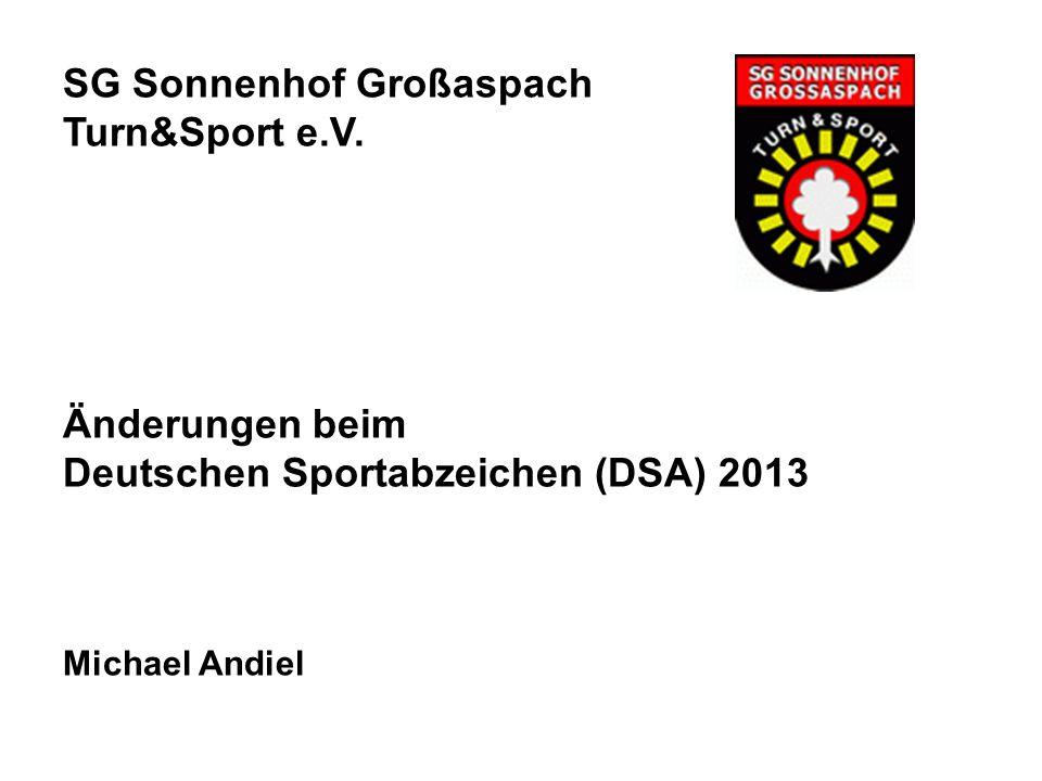 SG Sonnenhof Großaspach Turn&Sport e.V.