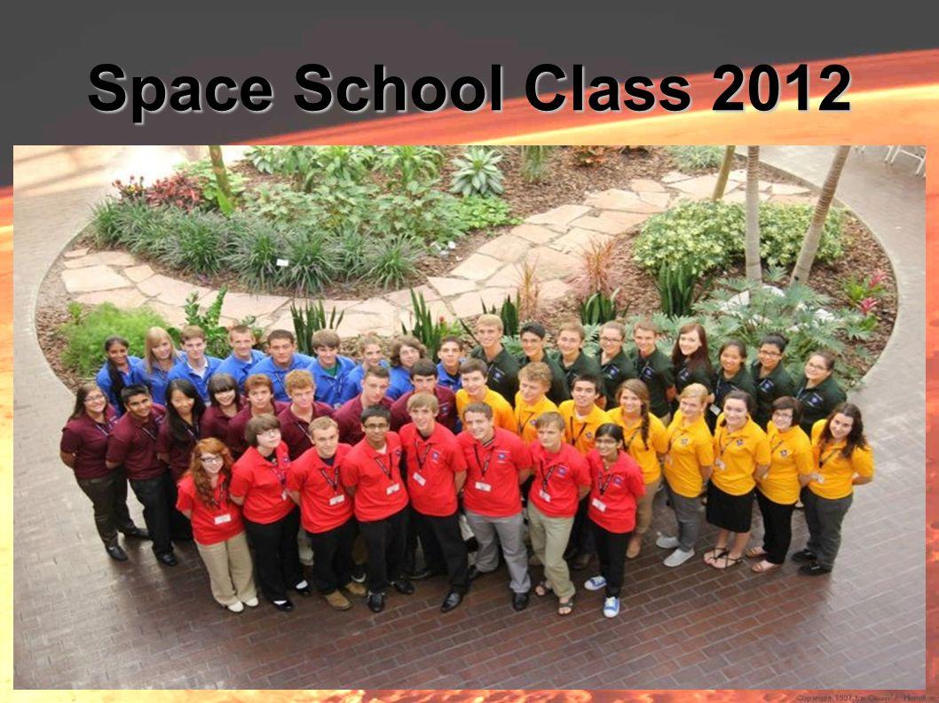 Space School Class 2012