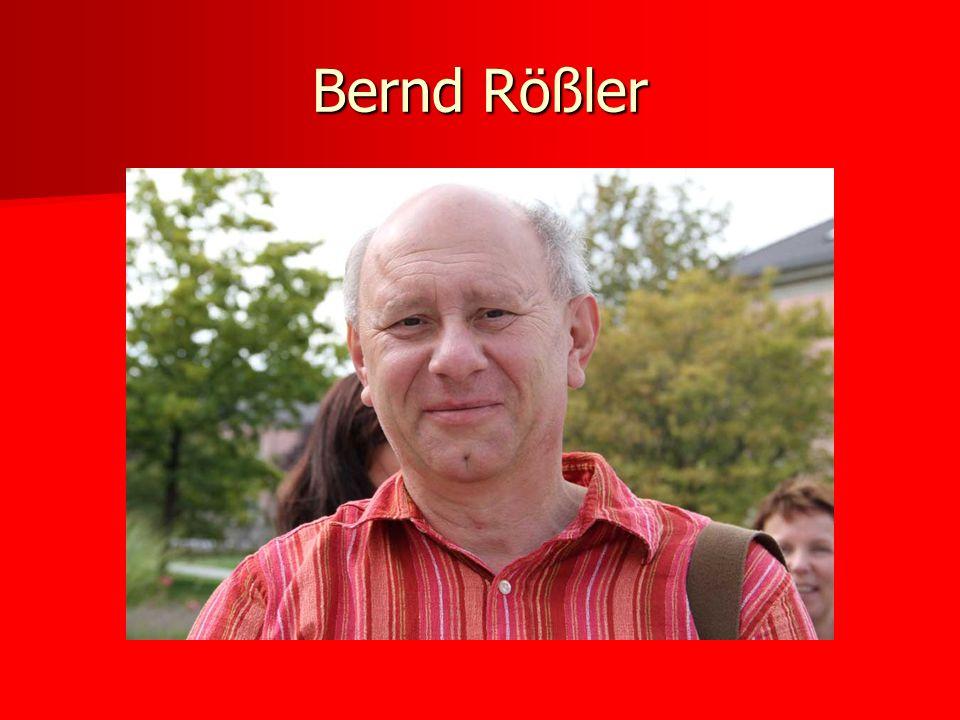 Bernd Rößler