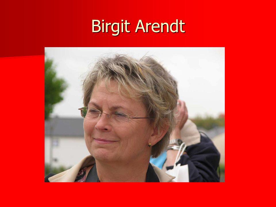 Birgit Arendt