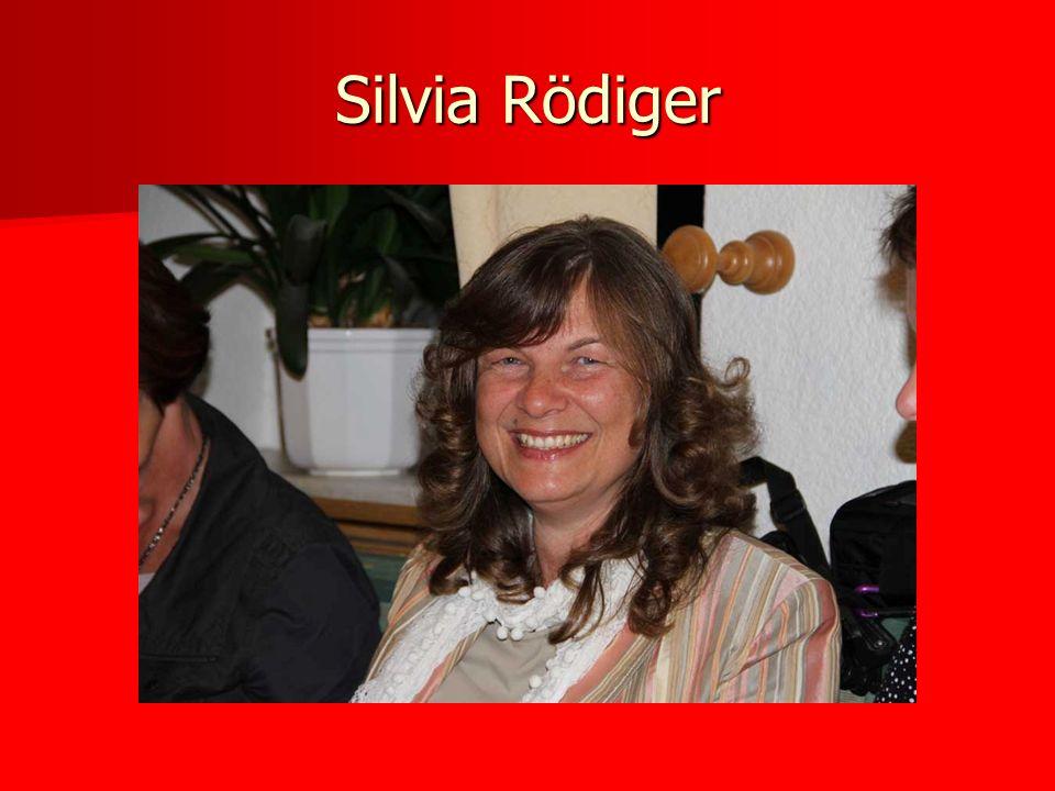Silvia Rödiger