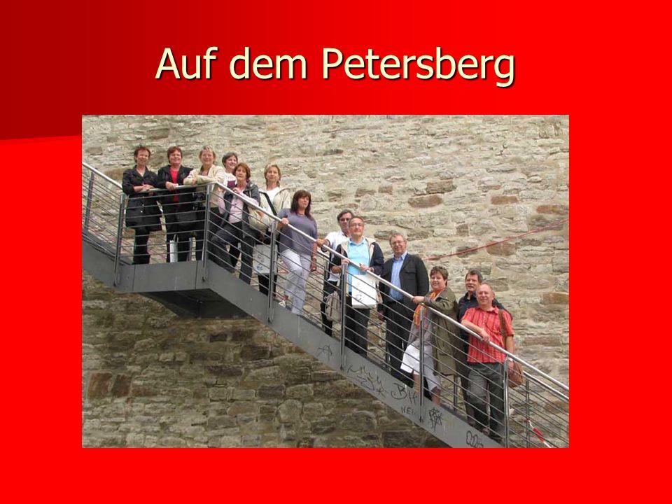 Auf dem Petersberg