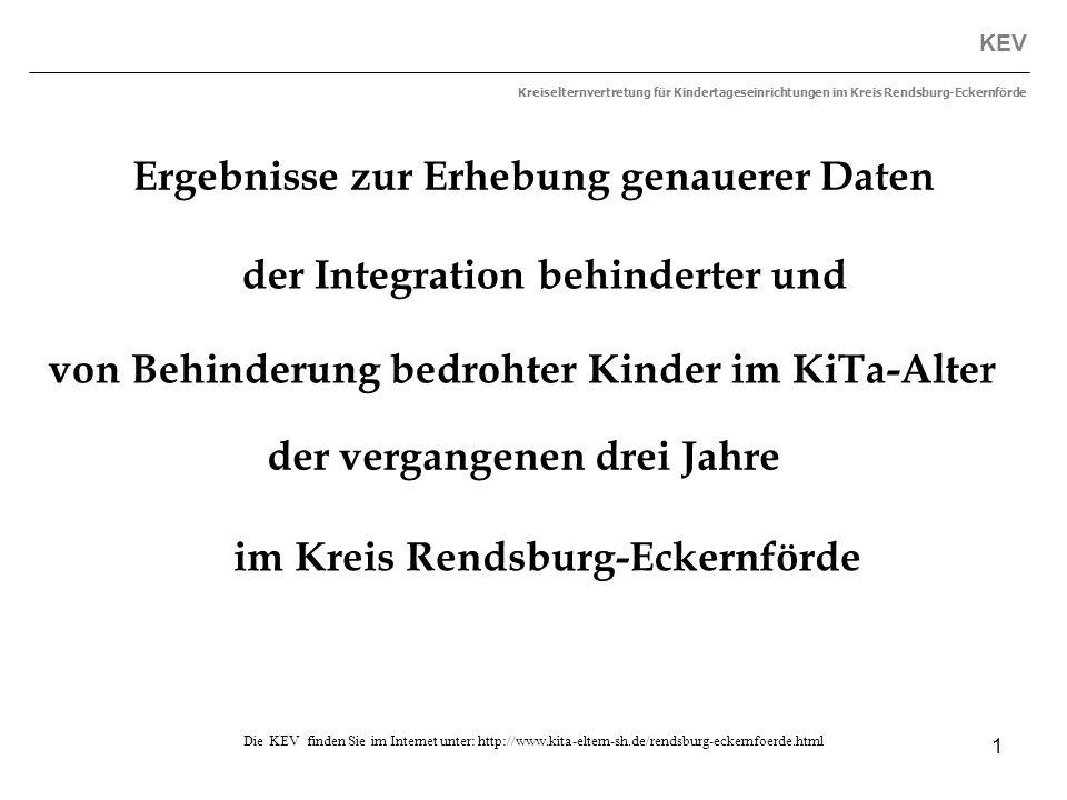 1 KEV Kreiselternvertretung für Kindertageseinrichtungen im Kreis Rendsburg-Eckernförde Die KEV finden Sie im Internet unter: http://www.kita-eltern-s