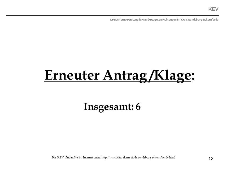 12 KEV Kreiselternvertretung für Kindertageseinrichtungen im Kreis Rendsburg-Eckernförde Die KEV finden Sie im Internet unter: http://www.kita-eltern-