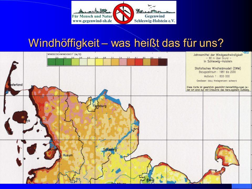 Windhöffigkeit – was heißt das für uns?