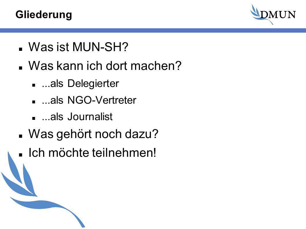 Was ist MUN-SH.