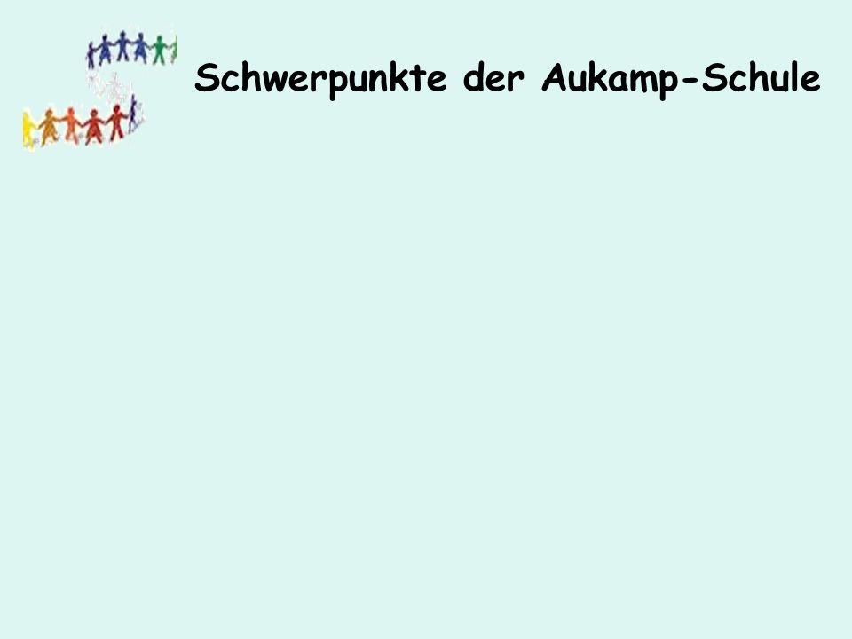 Schwerpunkte der Aukamp-Schule