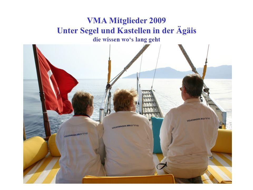VMA Mitglieder 2009 Unter Segel und Kastellen in der Ägäis der Leuchtturm von Knidos