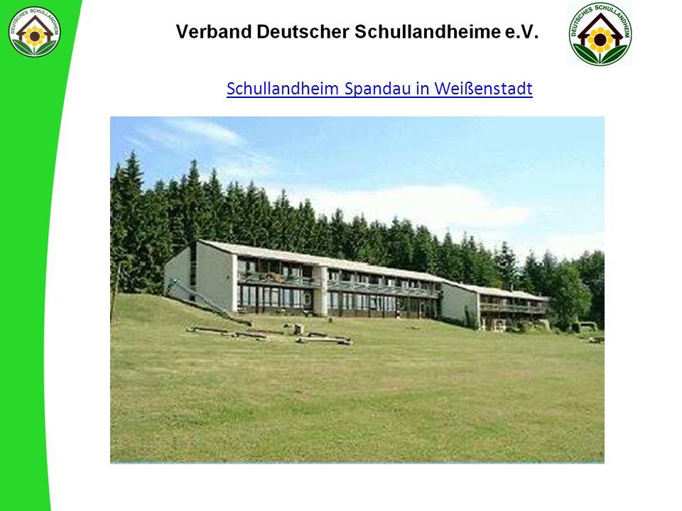 Schullandheim Spandau in Weißenstadt