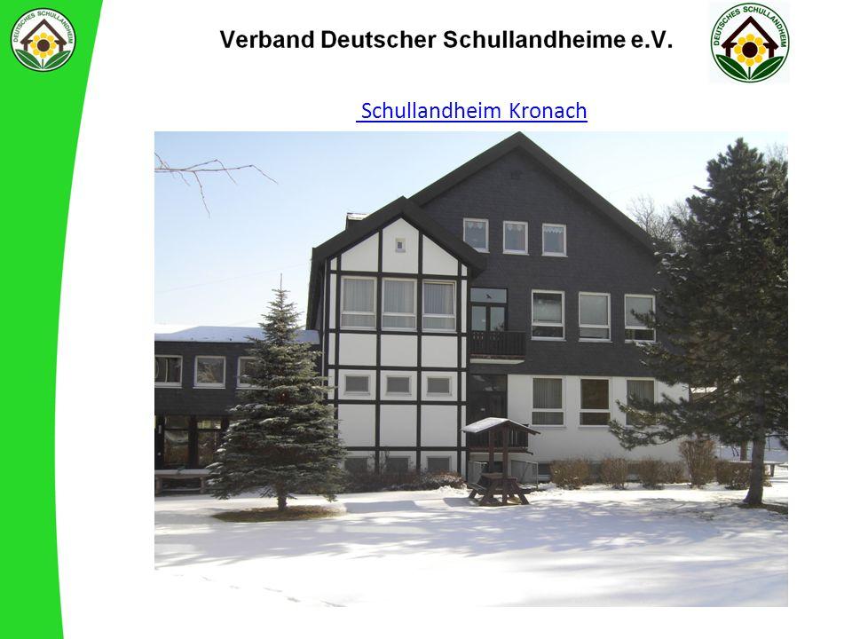 Schullandheim Kronach