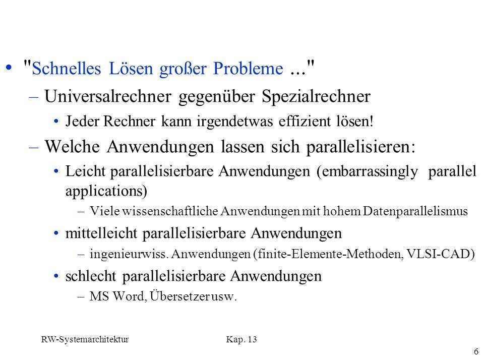 RW-SystemarchitekturKap. 13 6